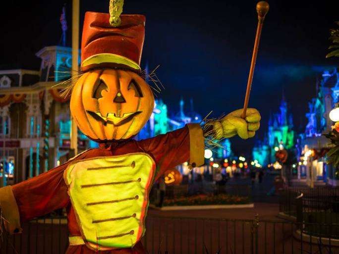 Halloween DisneyWorld
